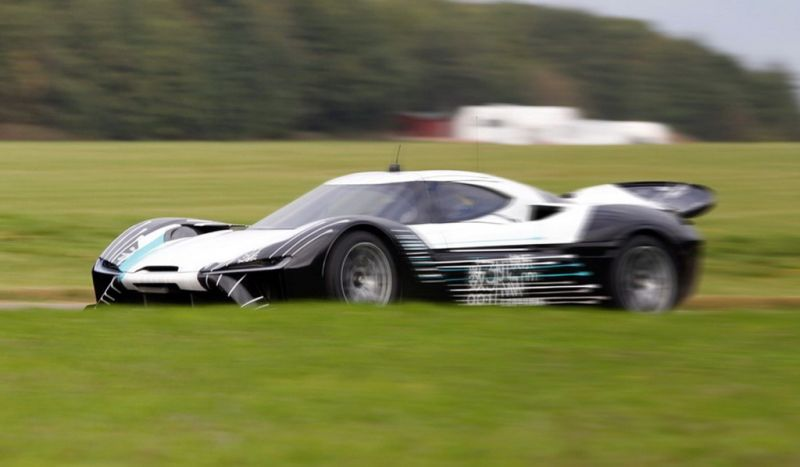 First look at NextEV's 1,000-horsepower electric supercar
