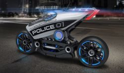 Driverless Police Drones May Patrol Busy Streets and Issue Digital Tickets in the Future