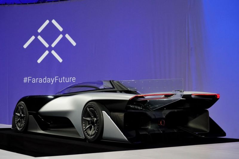 Faraday Future denies its connection with LeEco