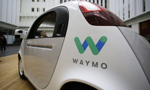 Google is setting up its self-driving car unit as its own separate entity called Waymo