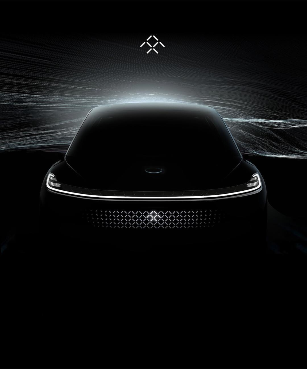 A Few Recent Teasers Made People Curious About How The Ev Company Will Debut Its First Car
