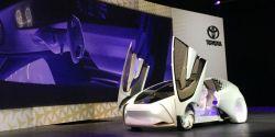 Toyota unveils futuristic Concept-i at CES 2017