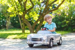 How Will Kids Use Driverless Cars?