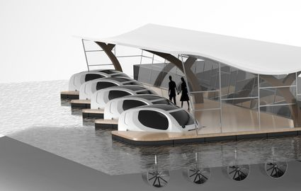 Sea Bubble to Trial Autonomous Flying Taxi Systems in Paris by June 2017