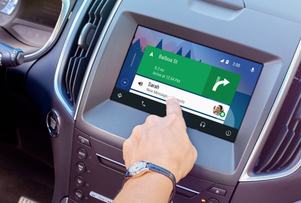Ford software update brings Android Auto and Apple CarPlay