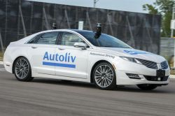 Autoliv Partners with Velodyne on LiDAR for Self-Driving Cars