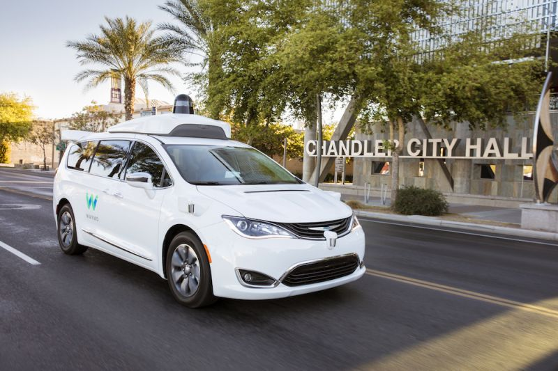 Autonomous Cars Continue to Thrive, Come Off of Best Month Yet