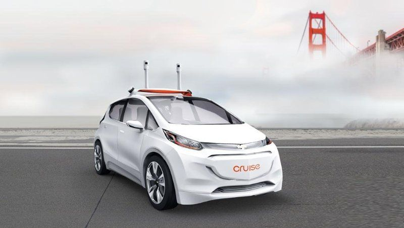 GM's Cruise Automation Hires Former Uber Security Experts